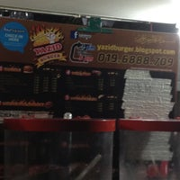 Photo taken at Yazid Burger by Siti K. on 7/16/2012