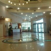 Photo taken at InterTower Hotel by Romina M. on 11/11/2011