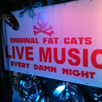 """Photo taken at Original Fat Cats by Ricky """"Fatts"""" M. on 3/20/2012"""