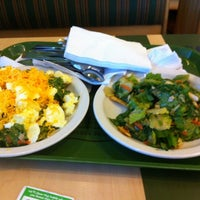 Photo taken at Souplantation by Tristan P. on 10/17/2011