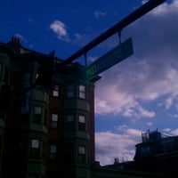 Photo taken at Mass Ave by mikie a. on 4/4/2012