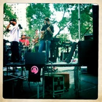 Photo taken at East End Festival by Kristen M. on 8/12/2011