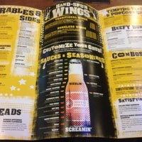 Photo taken at Buffalo Wild Wings by Guilherme d. on 4/25/2012