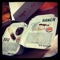 Photo taken at Burger King by Nino P. on 6/22/2012
