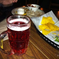 Photo taken at Arbor Brewing Company Microbrewery by Joel D. on 1/21/2011