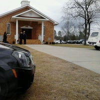 Photo taken at Four Mile Missionary Baptist Church by Charles C. on 1/20/2012