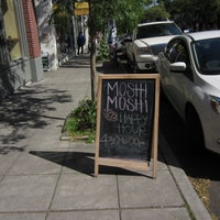 Photo taken at Moshi Moshi Sushi by Robby D. on 7/8/2012