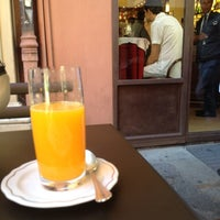 Photo taken at Café Pasticceria Gamberini by Roberta F. on 6/27/2012