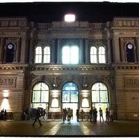 Photo taken at Mainz Hauptbahnhof by Pedro M. on 8/26/2011