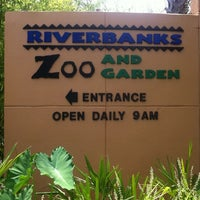 Photo taken at Riverbanks Zoo And Gardens by Charles on 7/16/2011