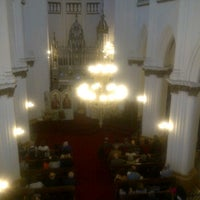 Photo taken at Iglesia San Nicolas by LeY on 12/11/2011