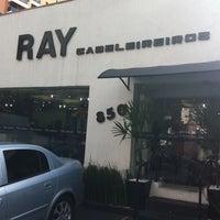 Photo taken at Ray Cabeleireiros by Tiago C. on 6/11/2011