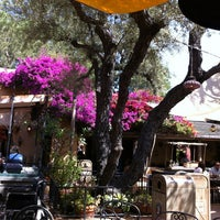 Photo taken at Rancho del Zocalo Restaurante by Troy P. on 5/5/2012