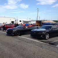 Photo taken at Atco Raceway by Keith M. on 8/26/2012