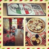 Photo taken at Nicolitalia Pizzeria by Mark D. on 6/12/2012