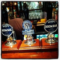 Photo taken at The Coat and Badge by Donal K. on 6/20/2012