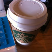 Photo taken at Starbucks by Anthony G. on 6/6/2012