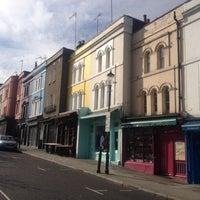 Photo taken at Portobello Road by Ievzii on 4/11/2012