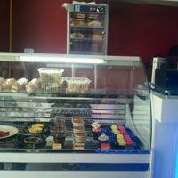 Photo taken at Brunch Café by Oussama H. on 7/4/2012