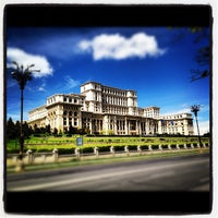 Photo taken at Palatul Parlamentului by Stephan B. on 4/21/2012