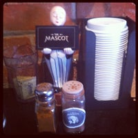 Photo taken at The Mascot Cafe by Rannie T. on 10/28/2011