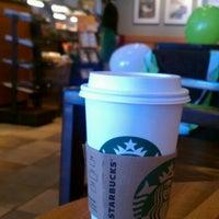 Photo taken at Starbucks by Greg H. on 1/10/2012