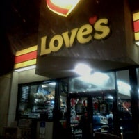 Photo taken at Love's Travel Stop by Dale B. on 11/23/2011