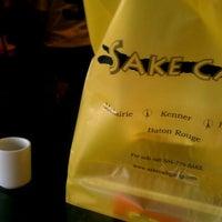 Photo taken at Sake Sushi Hibachi House by Rhea G. on 1/7/2012