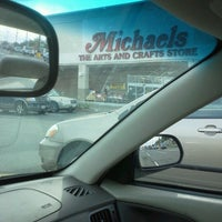 Photo taken at Michaels by j m. on 9/8/2012