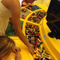 Photo taken at The LEGO Store by Maria M. on 7/28/2012