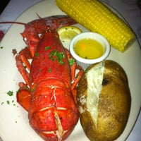 Photo taken at Lefty's Lobster and Chowder House by Branden W. on 6/16/2012