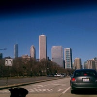 Photo taken at Lake Shore Drive by Lindsey A. on 2/19/2012