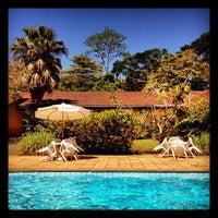 Photo taken at Hotel Floresta Amazônica by Iata A. on 8/15/2012