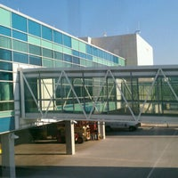 Photo taken at Springfield-Branson National Airport (SGF) by Brittany N. on 6/28/2012