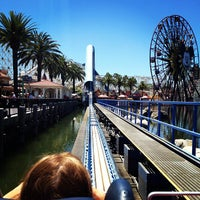 Photo taken at California Screamin' by Curtis E. on 6/24/2012