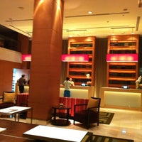 Photo taken at Courtyard by Marriott Bangkok by Happy S. on 1/2/2012