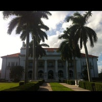 Photo taken at Flagler Museum by Chrysanthe T. on 11/26/2011