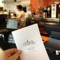 Photo taken at Ch'ava Café by Jody R. on 6/21/2012