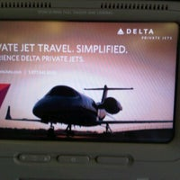 Photo taken at Delta - Flight DL 857 by Thy A. on 9/18/2011