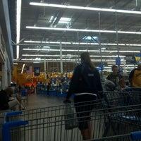 Photo taken at Walmart Supercenter by Christian P. on 6/14/2012