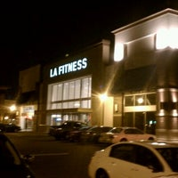 Photo taken at LA Fitness by Maria Jose F. on 1/25/2012