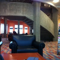 Photo taken at USMA Library by Colin M. on 3/21/2011
