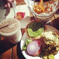 Photo taken at 67 Burger by Samas M. on 5/23/2012