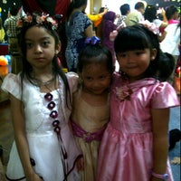 Photo taken at Kinderfield Sudirman park by arinijones j. on 12/13/2011