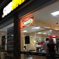 Photo taken at Subway by Ana Clara C. on 7/29/2012