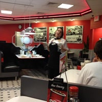 Photo taken at Steak 'n Shake by Morgan D. on 6/3/2012