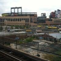 Photo taken at Flushing, NY by Elizabeth M. on 9/21/2011