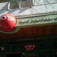 Photo taken at Jo's Coffee by David M. on 3/12/2011