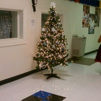 Photo taken at Alamo Elementary by Mama S. on 12/8/2011