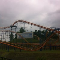 Photo taken at The Great Escape & Splashwater Kingdom by Guy on 6/17/2012